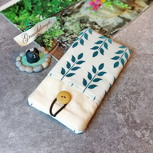 iPhone sleeve, iPhone pouch, Samsung Galaxy S8, Galaxy note 8, cell phone, ipod classic touch sleeve (P-228)