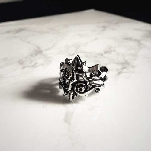 ZEUS ring  OLYMPUS collection