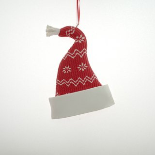 Christmas hat strap