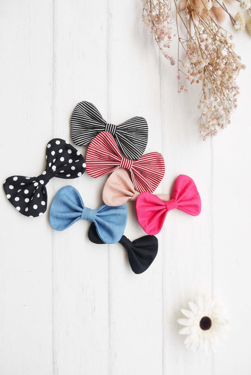 Plus purchase goods - Cute bow (multicolor) Do not buy separately