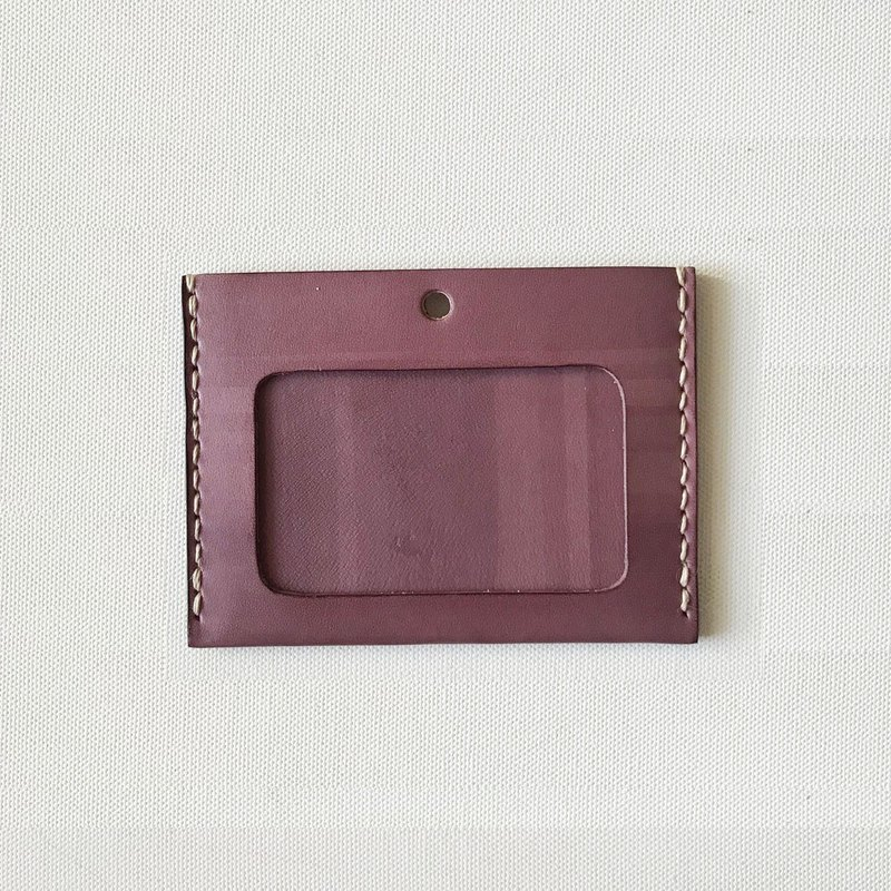 Single Sale Card Holder_ID Card Holder_Horizontal_Double Card Holder_ID Holder