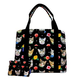 COPLAY  travel bag-fashion cat