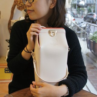 Limited Offer! CatXbow-knot} strength out of milk cartons leather shoulder bag _