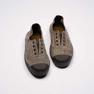 Spanish canvas shoes cement gray black head wash old cloth fragrant shoes can be washed U70777