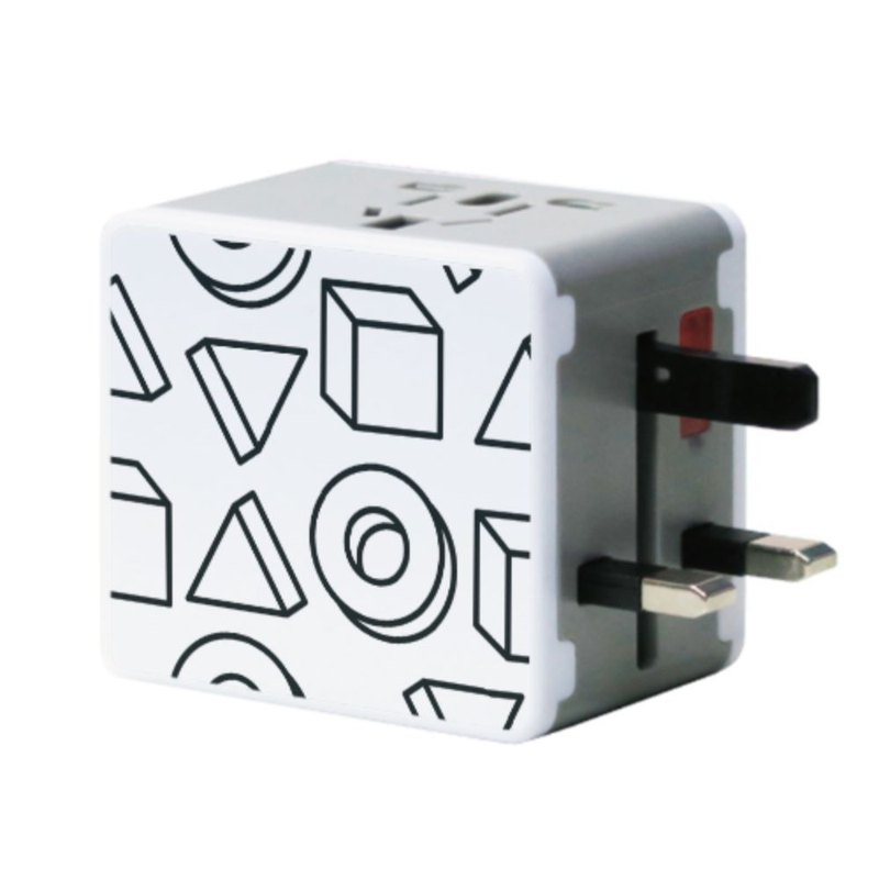 Universal Adapter Customized