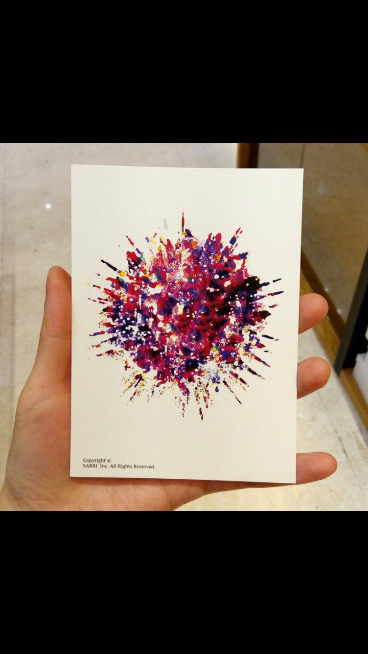Big Bang Card