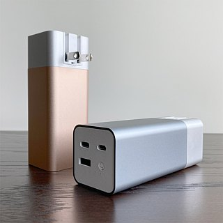 [Made in Taiwan] ENABLE Traveler+ Travel Charger Power Supply 10400 Aluminum Alloy Manufacturing