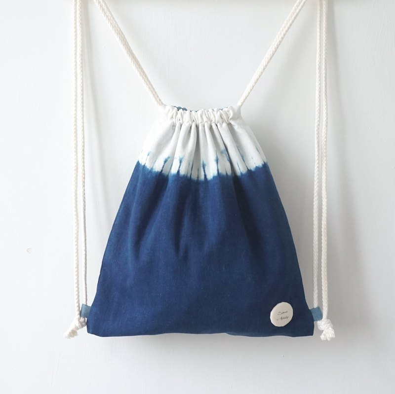 S.A x 訂製你的束口後背包【粗繩款】