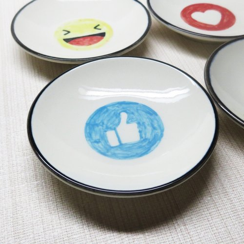 Painting Series] [emoticon small dishes (like Europe)
