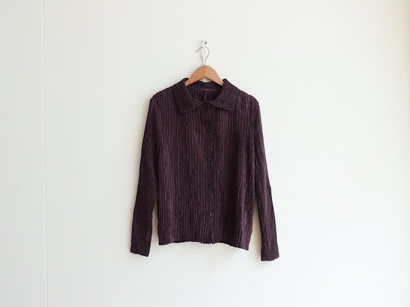 Vintage / shirt / long sleeve no.139 tk