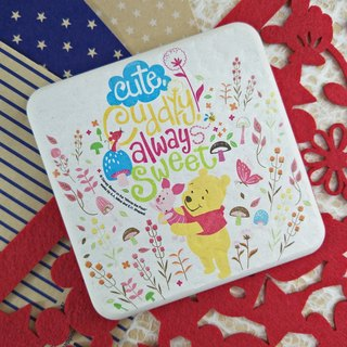 [Valentine's Day gift] Pooh B-genuine Disney Bonito soil absorbent pad