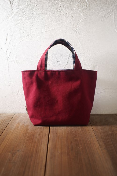 (Cynthia Shiu exclusive order) Order family wine series lunch bag / handbag / limited manual bag / Little Red Riding Hood