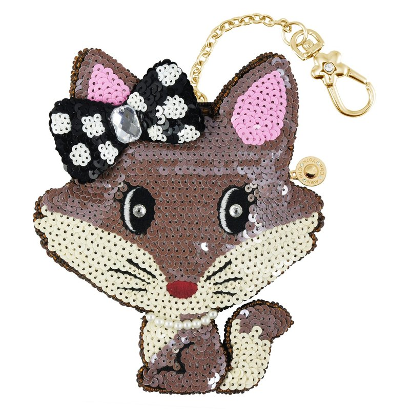 Charming Miss Fox Coin Bag