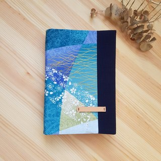 A5 / 25K Cloth Book Adjustable book cover and wind (left turn)