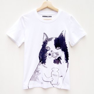 The Milk Cat T-shirt
