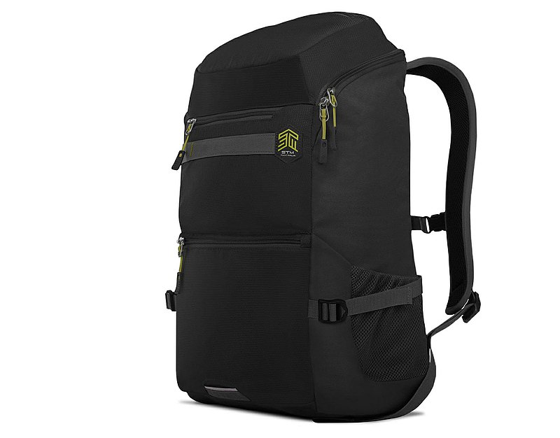 【STM】New Drifter Backpack 18L 三層式筆電後背包 (黑)