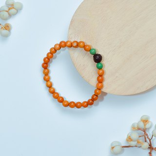 Ran Ran (Bracelet Series) Golden Tan - Lucky