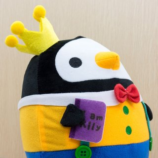 Penguin Kily Plush (Travel) - G002SQT