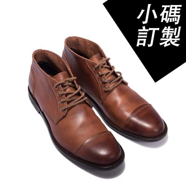 [Small code order] ARGIS classic gentleman in the tube Derby leather shoes #12103 three colors - Japanese handmade