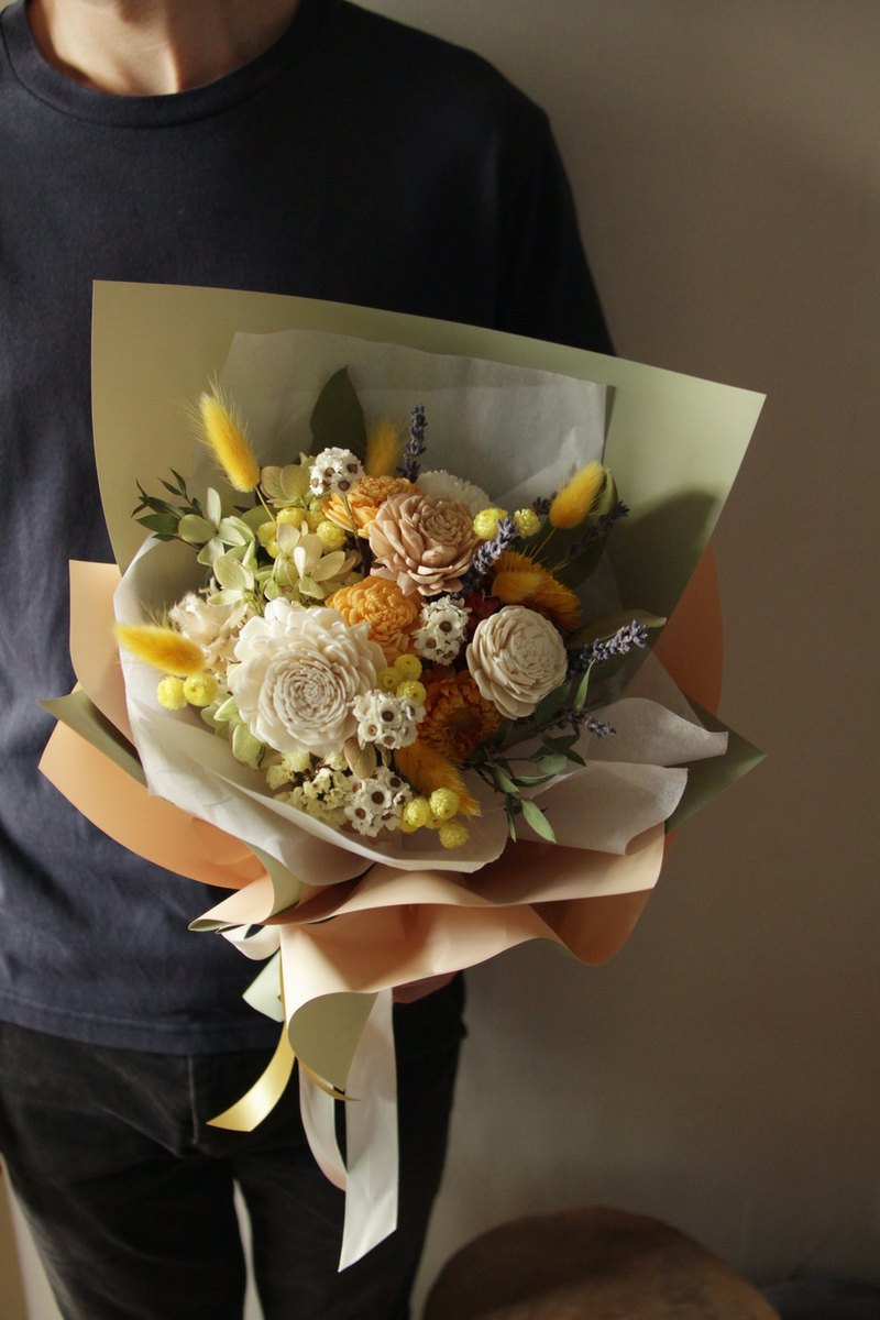 Warm sun graduation bouquet graduation gift limited edition