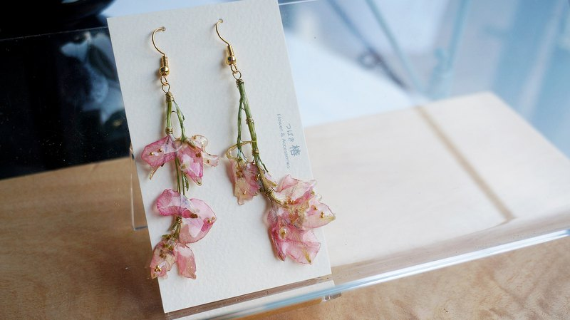 <飞燕> Asymmetrical earrings