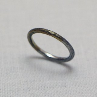 Fine shaded ring