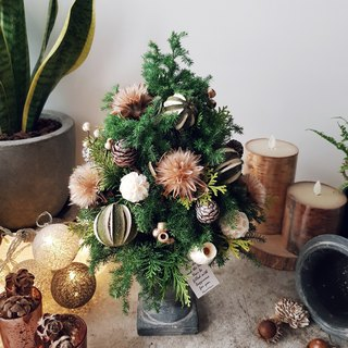 European style grass fruit Christmas tree | Christmas gifts | Home decoration | Taipei can take their own