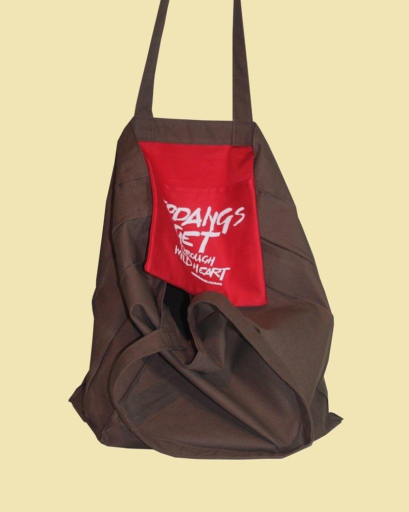 5de024e528e5 brown tote bag - Designer Kodangs