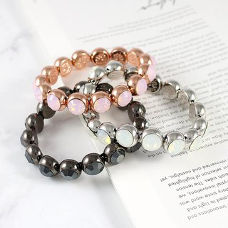 BELEZA Classic Design Crystal Bracelet / Swarovski Crystal Element