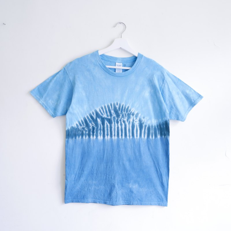 :Island: Tie dye/T-shirt/Garment/Custom size/Men/Women