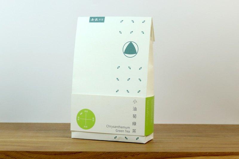 小油菊綠茶-生活袋(茶包 28入)
