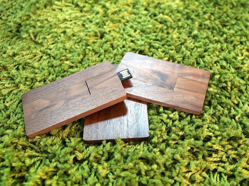 【客製化】木質USB隨身碟 15G / 禮物 / 情人節 / 文創 /