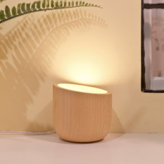Ganquan night light situation lights bedside lamp atmosphere halo design gift recommended birthday gift