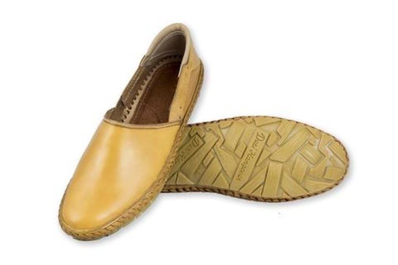 Tycoon Natural Handmade Leather Men Shoes