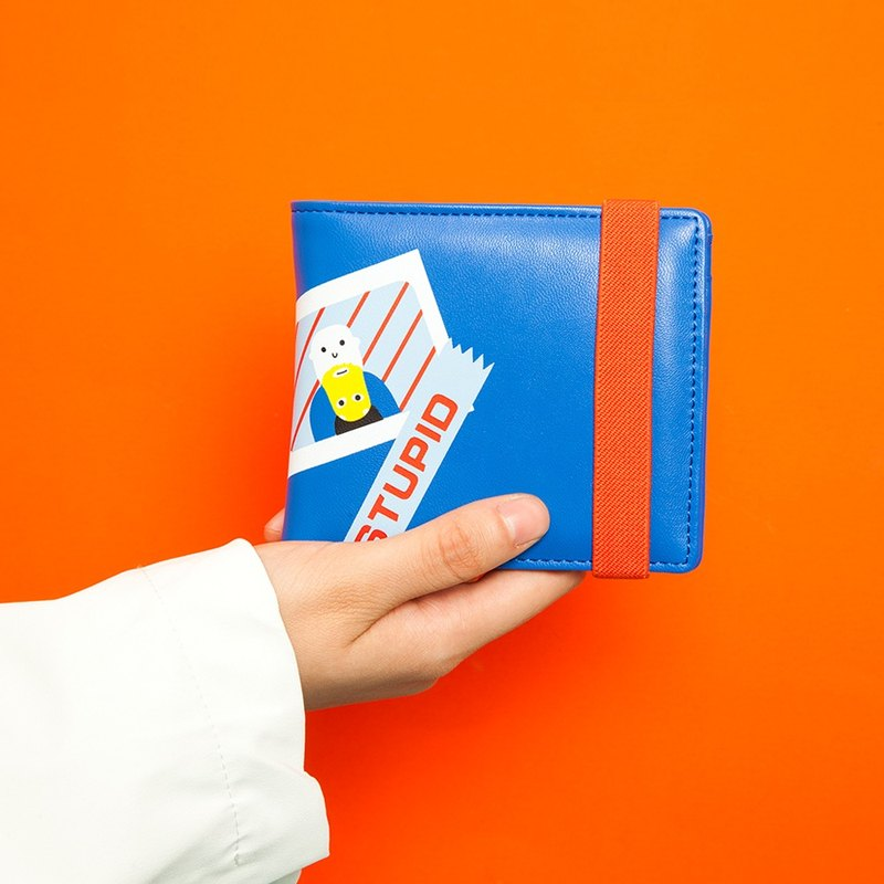 KOMESHOP wallet / short wallet / wallet purse