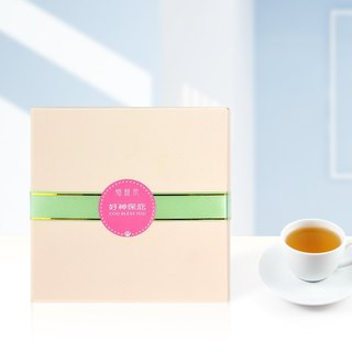 """Cat crazy tea"" colorful gift boxes - Series Tea Bags Gift 