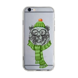 Spectacled bear - Samsung S5 S6 S7 note4 note5 iPhone 5 5s 6 6s 6 plus 7 7 plus ASUS HTC m9 Sony LG G4 G5 v10 phone shell mobile phone sets phone shell phone case