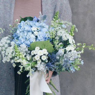 Wedding Bouquet!!【German of the Messenger-Hermes】Flower bouquet wedding wedding bouquet