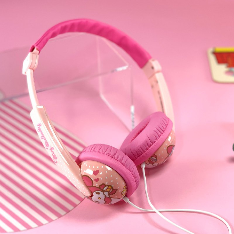Pre order Kids Safe Headphone My Melody