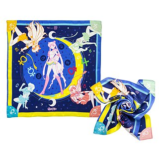 Moonlight legend handkerchief square