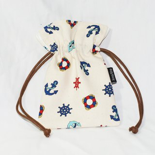 [AnnaNina] handmade double-layer environmental protection bundle pocket sea anchor