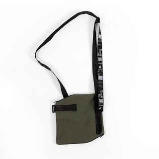 SHARE Tag-On Pocket Pouch - Black