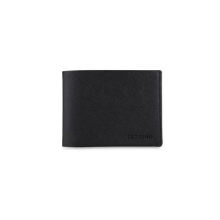 Black Saffiano Wallet