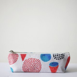 Moshimoshi | Triangle pencil case-genie