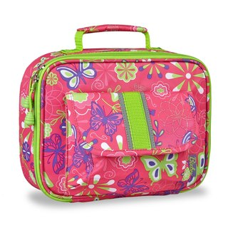 American Bixbee color printing series - butterfly garden insulation bag