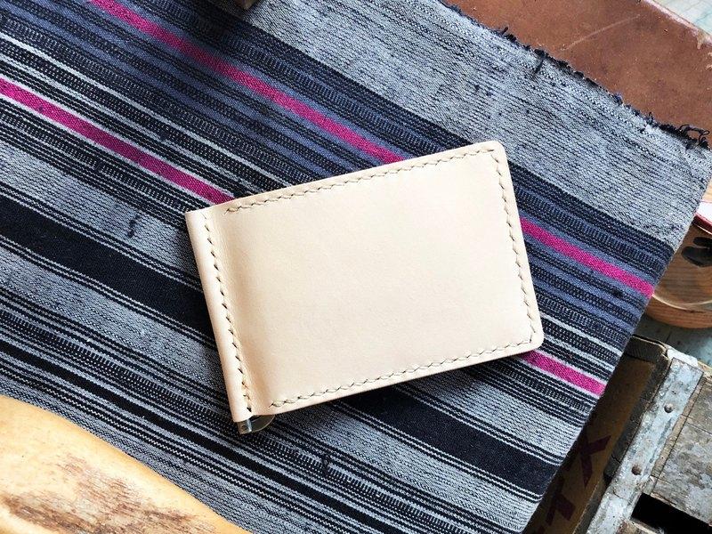 6咭位鈔票夾 - 好好縫 皮革材料包 皮夾 意大利皮 植鞣革 皮革DIY