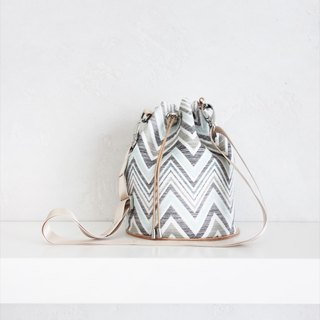 """Melody"" Bucket bag"