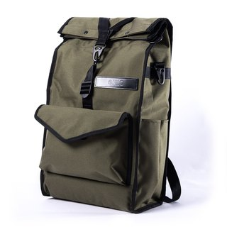 N1D Deluxe (NYLON DAY PACK ) / 日行Deluxe 橄欖綠 後背包