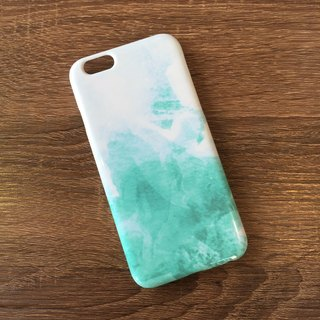 Mint soda phone case hard shell iPhone Android