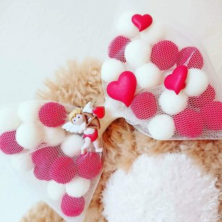 Bonbon Baby Candy Ball Handmade Hairpin_Love Angel